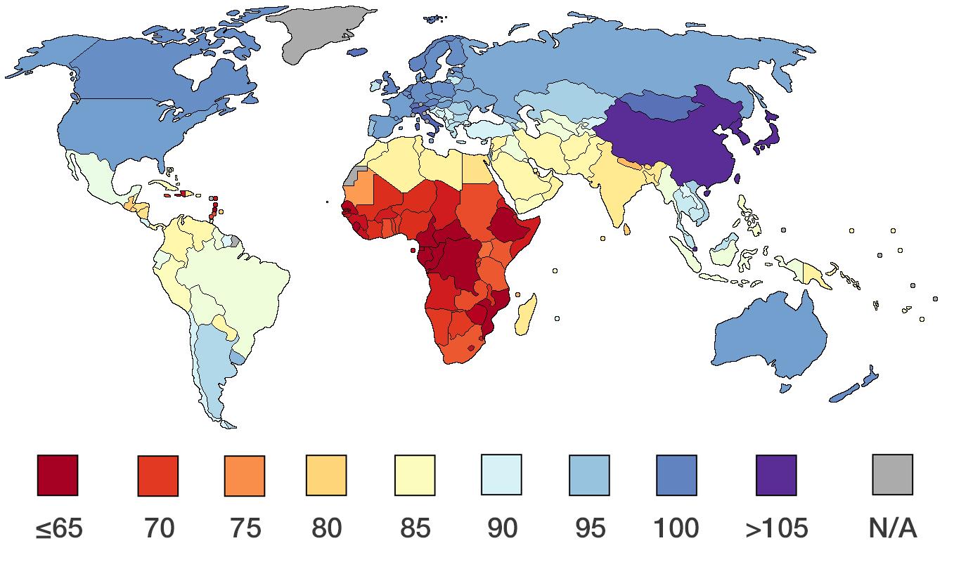 Inspirierend Weltkarte Mit Städten Ideen Von ( Quelle )